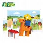 BiOBUDDi - Riding School - Eco Friendly Block Set - 28 Blocks